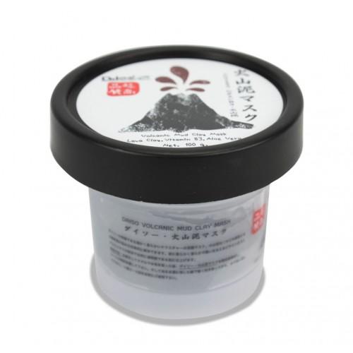 Маска для жирной и проблемной кожи с вулканической глиной Daiso Volcanic Mud Clay Mask 100 гр