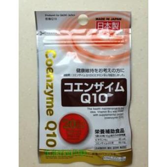 Daiso Q10 (курс 20 дней) Здоровое сердце и женская красота