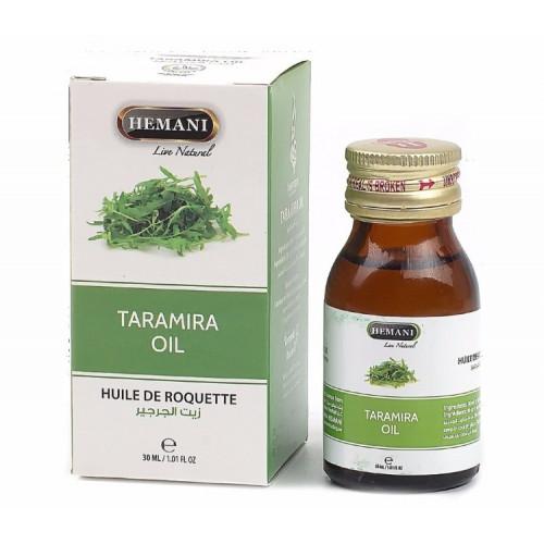 Масло листьев усьмы (тарамира) для роста волос Hemani, 30 мл