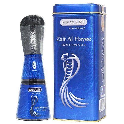 Масло для волос   Zait Al Hayee  120мл